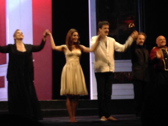 Teatro: Eyes Wide Shut, la versione di Giancarlo Marinelli