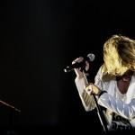 La Lady del Rock si ferma all'Unipol Arena di Bologna