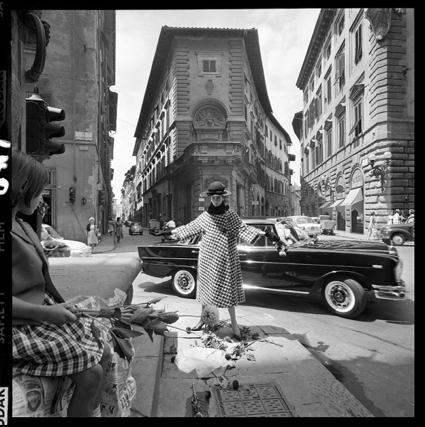 Vogue Firenze 1962 2© Duffy Archive