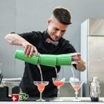 Bruno Vanzan: quando le bottiglie volano!