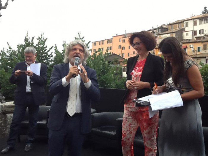 Calcio italiano: premiati i vincitori del Premio Pietro Calabrese