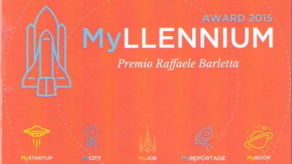 Myllenniun Award 2015.