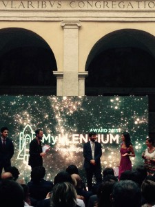 Myllenniun Award 2015