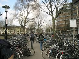 Le bici di Utrecht