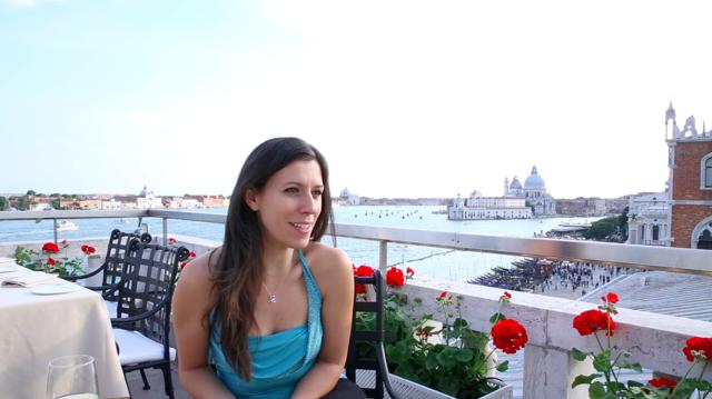 Penelope a Venezia con Forgotten Spaces
