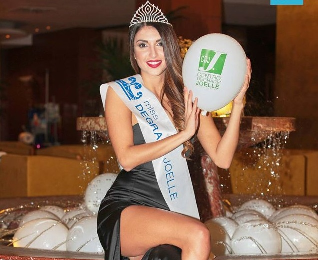 Miss Degradè Joelle 2015