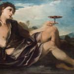2 - Allegoria dei Sensi - Il Gusto- Bacco , Palazzo Chigi, Ariccia (Roma), XVII sec.