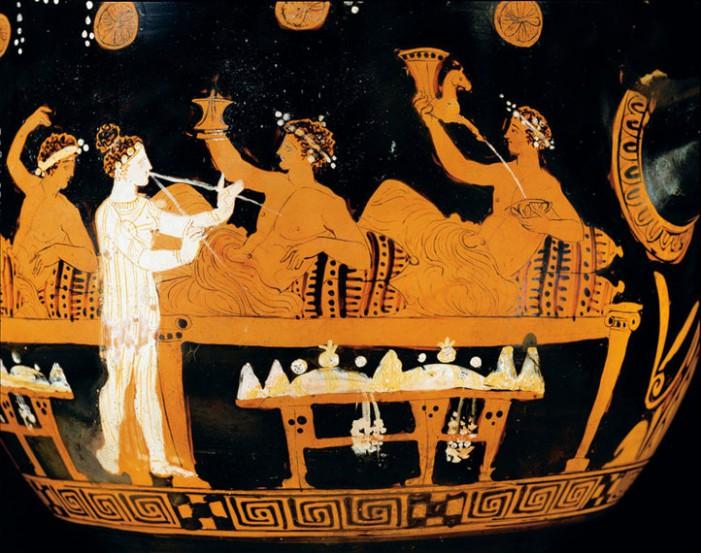 Il Vino nell'Arte visiva