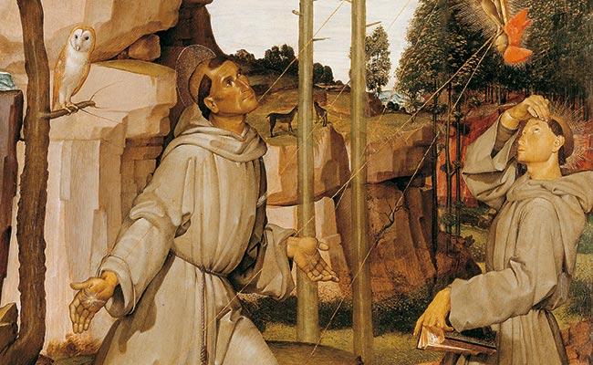 San Francesco nell'arte