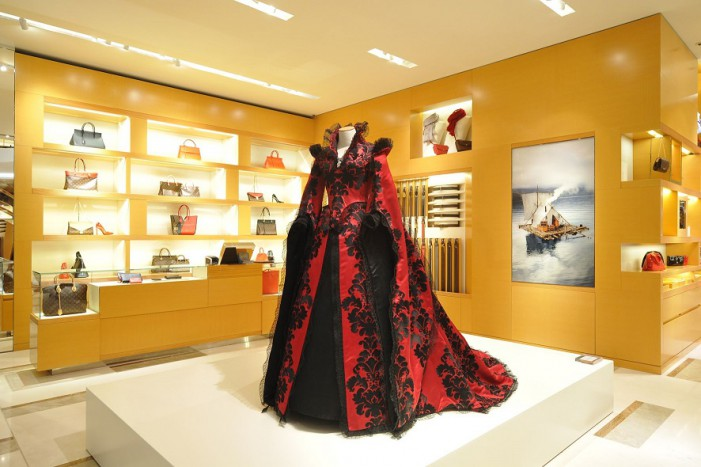 Louis Vuitton, il racconto del costume di scena