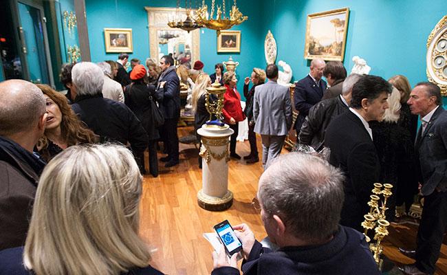 Apre a Milano la galleria artistica La Pendulerie