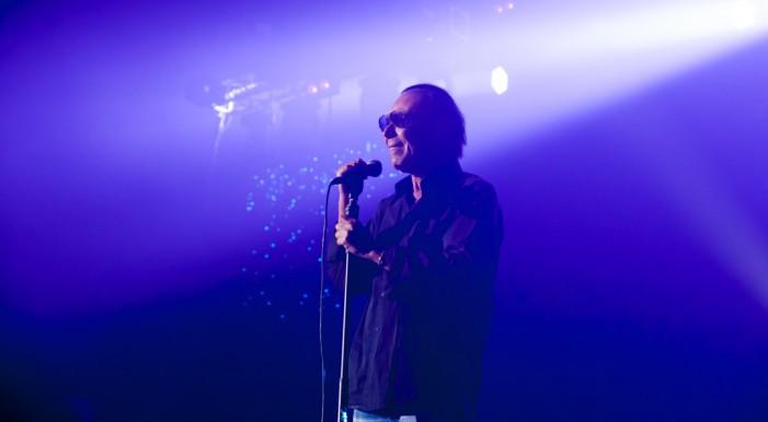 Antonello Venditti: il concerto all'Unipol Arena