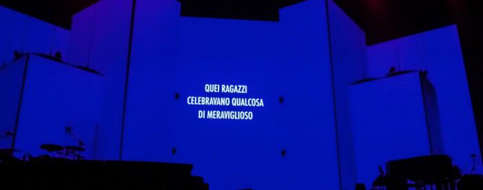 Tiziano Ferro porta avanti la musica a Bologna