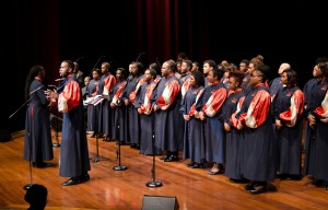 1. Virginia State Gospel Chorale