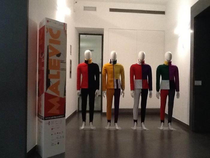 Cento anni di Suprematismo al GAMeC di Bergamo