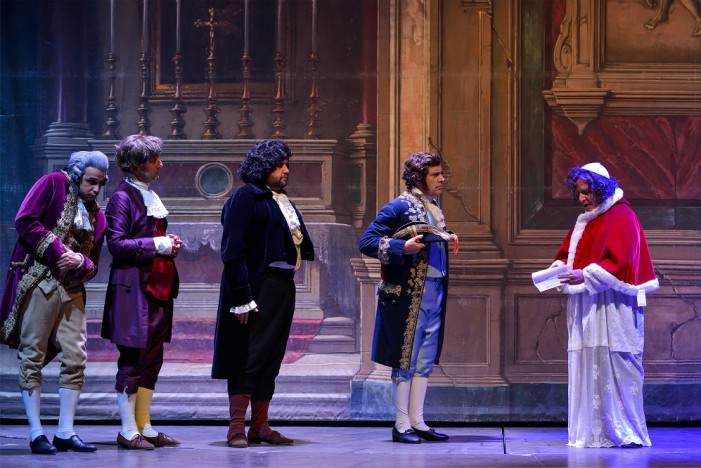Roma, Capodanno a Teatro tra risate e musica