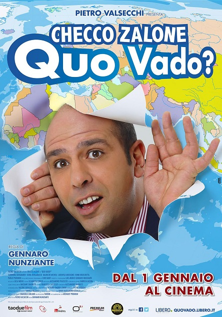 Recensione Quo Vado, il nuovo film di Checco Zalone