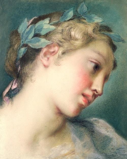 Nati oggi: Rosalba Carriera, non solo pittura gentile