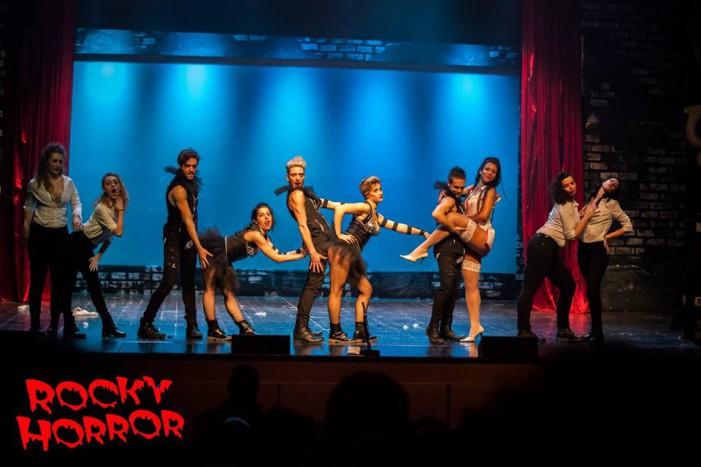 Strepitoso Rocky Horror Live Concert Show