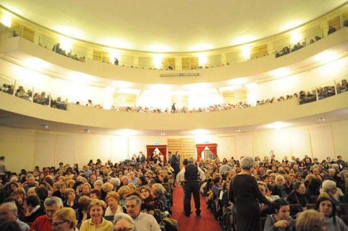 La programmazione del Teatro Olimpico si sposta al Teatro Italia