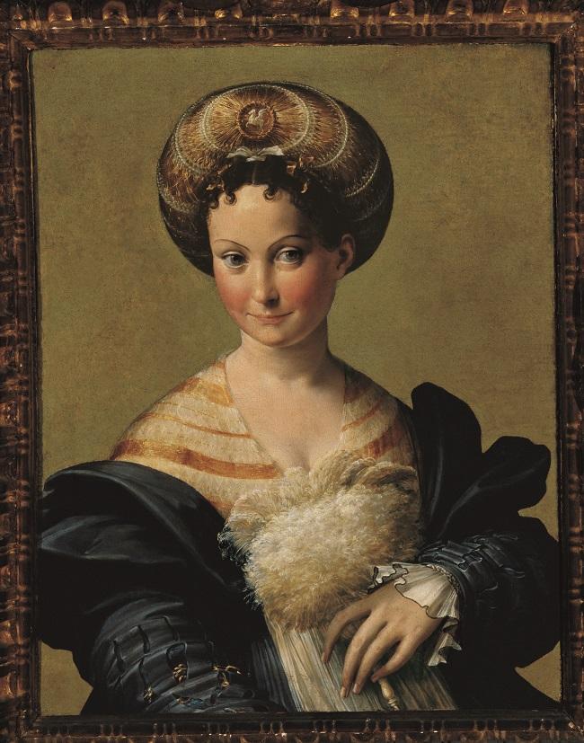 Correggio e Parmigianino a Roma