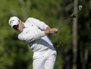 Augusta Masters (PGA Golf Tour) - Danny Willet Swing