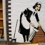 Street Art. Banksy Co. L'arte allo stato urbano?