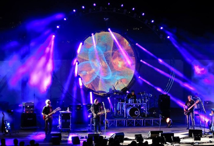The Big One in The European Pink Floyd Show