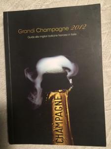 Libro CHAMPAGNE