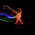 Electricity, quando la danza colora la luce