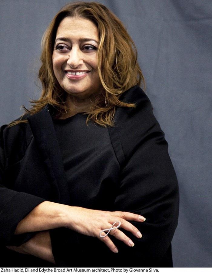 Addio a Zaha Hadid, la archistar del MAXXI