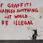 Rapsodia in Blu: street-art a Bologna tra creazione, conservazione e cancellazione