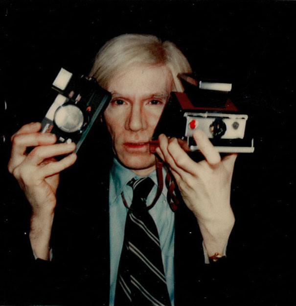 Andy Warhol e la Polaroid