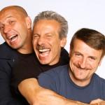 25 anni in tre: Aldo, Giovanni e Giacomo