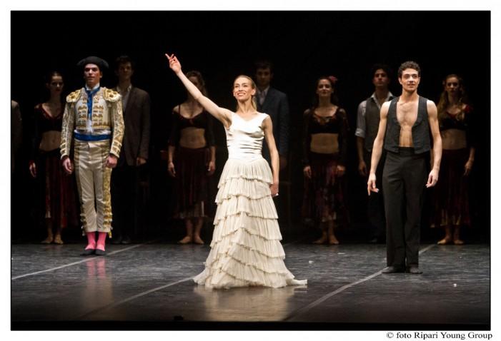 Carmen per il ritorno di Eleonora Abbagnato