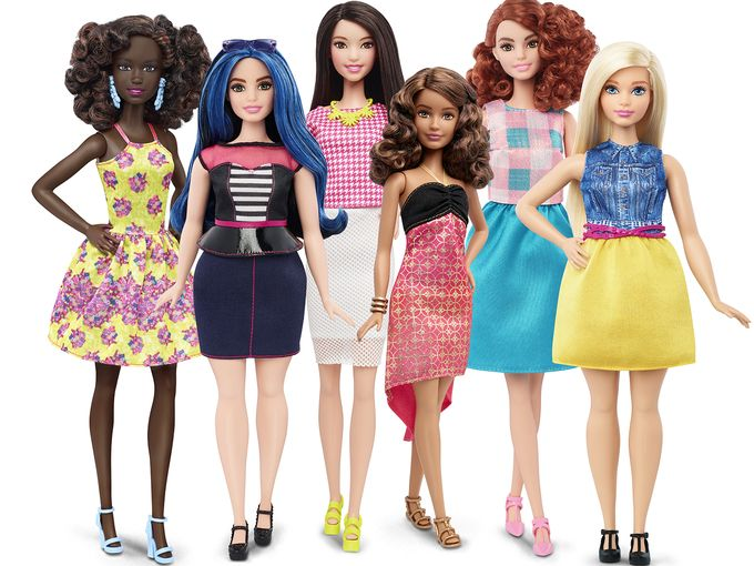 BArbie new collection - Tall, Petit, Curvvy (28 gen 2016)