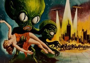 Invasori dell'Altro Mondo, Edward Cahn (USA), 1957
