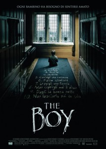 The Boy (USA 2016) - La locandina