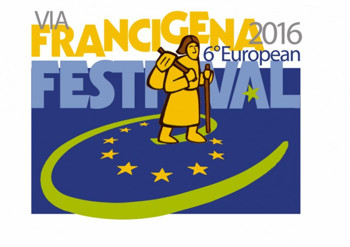 Via Francigena Collective Project 2016