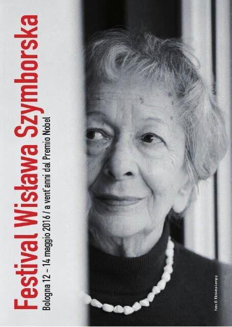 Wislawa Szymborska, vent'anni dopo