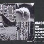 Caro Federico, la mostra di Airò e Concialdi alla GAM