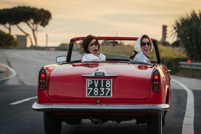 """Standing ovation a Cannes per """"La Pazza Gioia"""" di Virzì"""