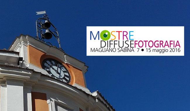 26 mostre fotografiche diffuse nel centro storico di Magliano Sabina