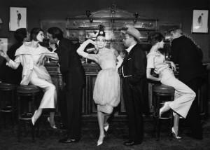 richard avedon e Audrey Hepburn