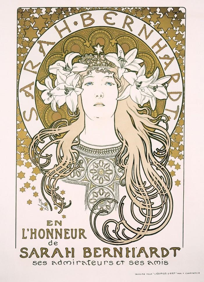 Mucha, il maestro dell'Art Nouveau al Vittoriano