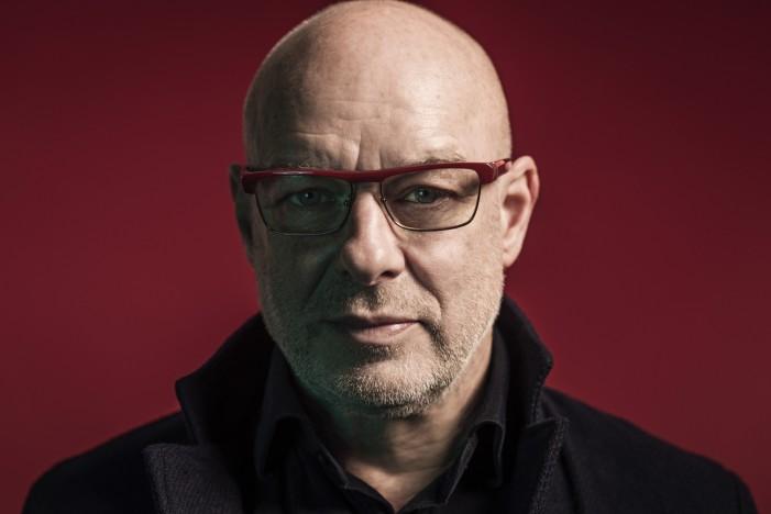 Brian Eno a Mantova