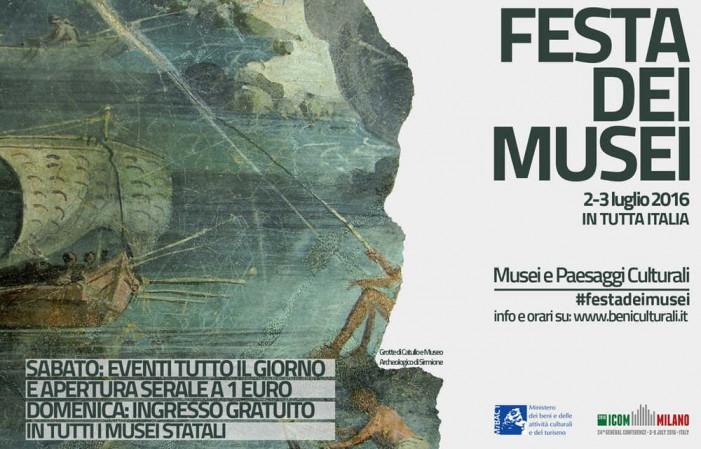 E' festa al Museo Archeologico della Sibaritide