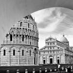 Il Minimalismo di Kan Yasuda invade la città di Pisa