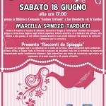 Un tè con la scrittrice Marcella Spinozzi Tarducci