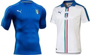 Divise Ufficiali Italia Euro 2016